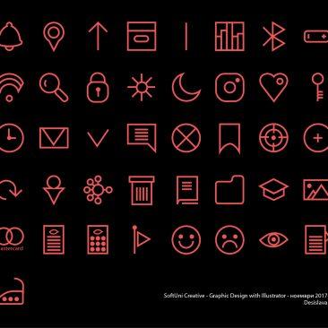 50 icons Shtebetovska